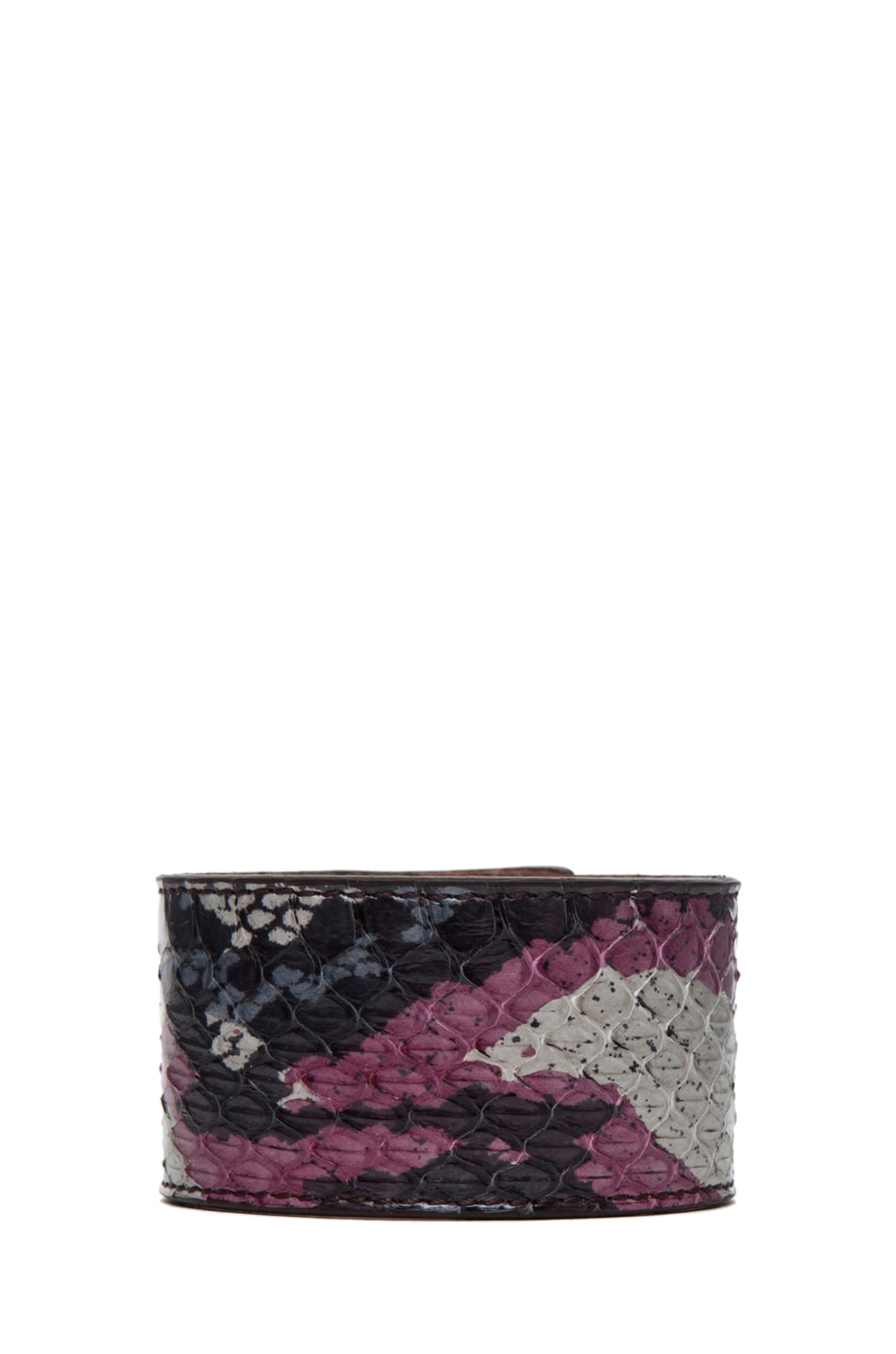 Image 3 of Fendi Cuff in Pink