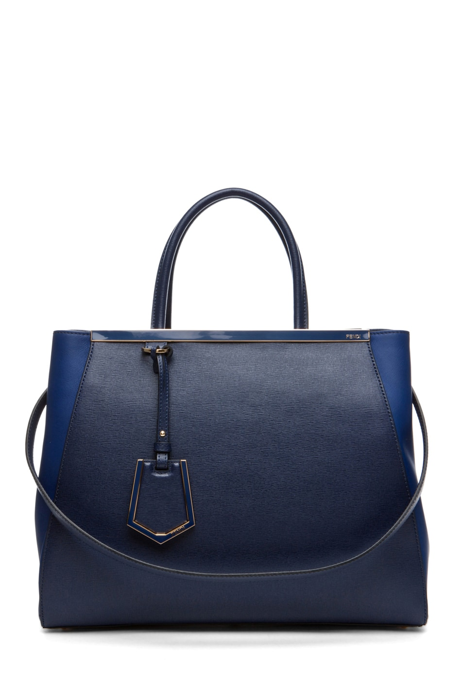 Image 1 of Fendi Handbag in Blue