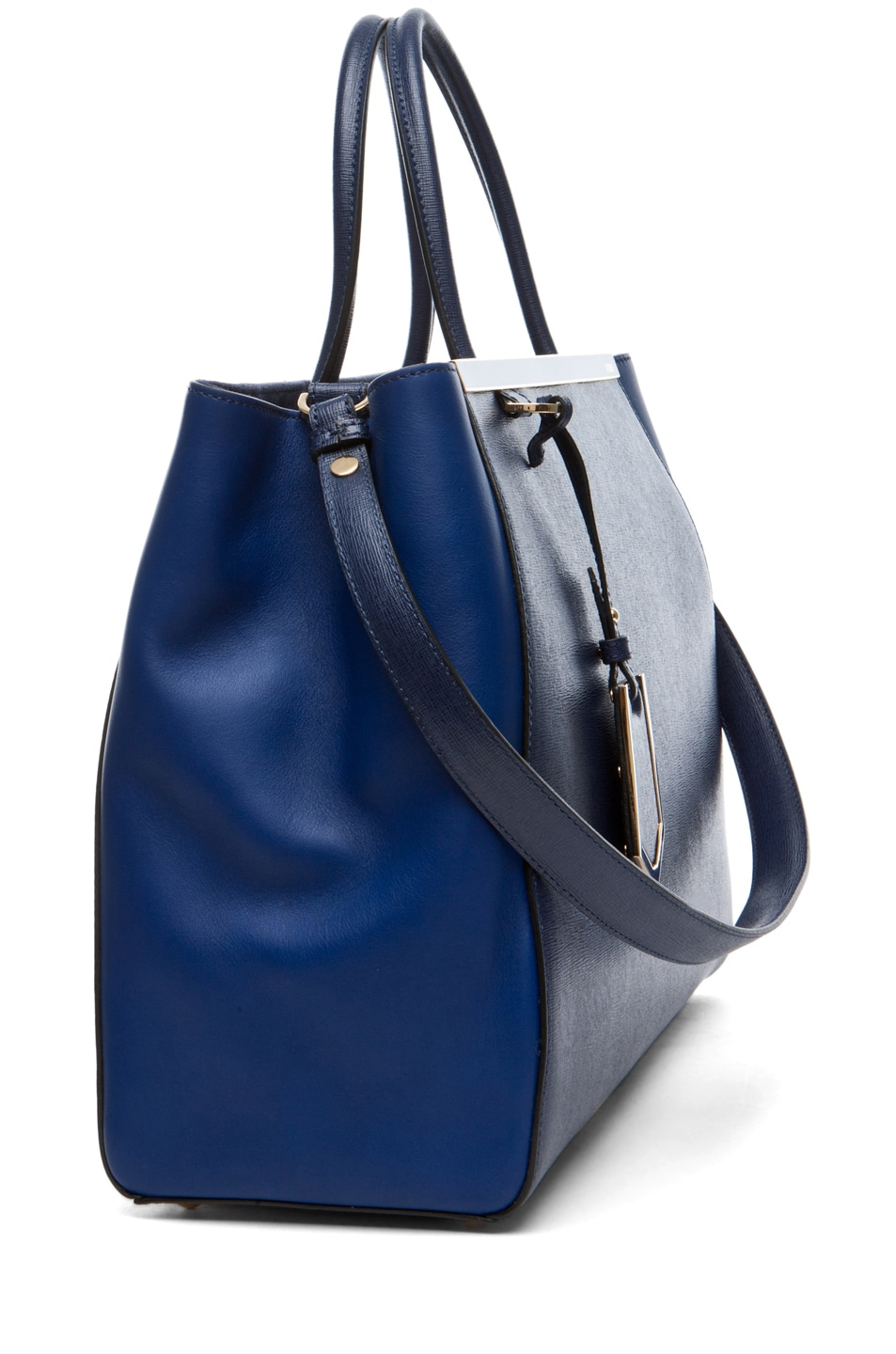 Image 3 of Fendi Handbag in Blue