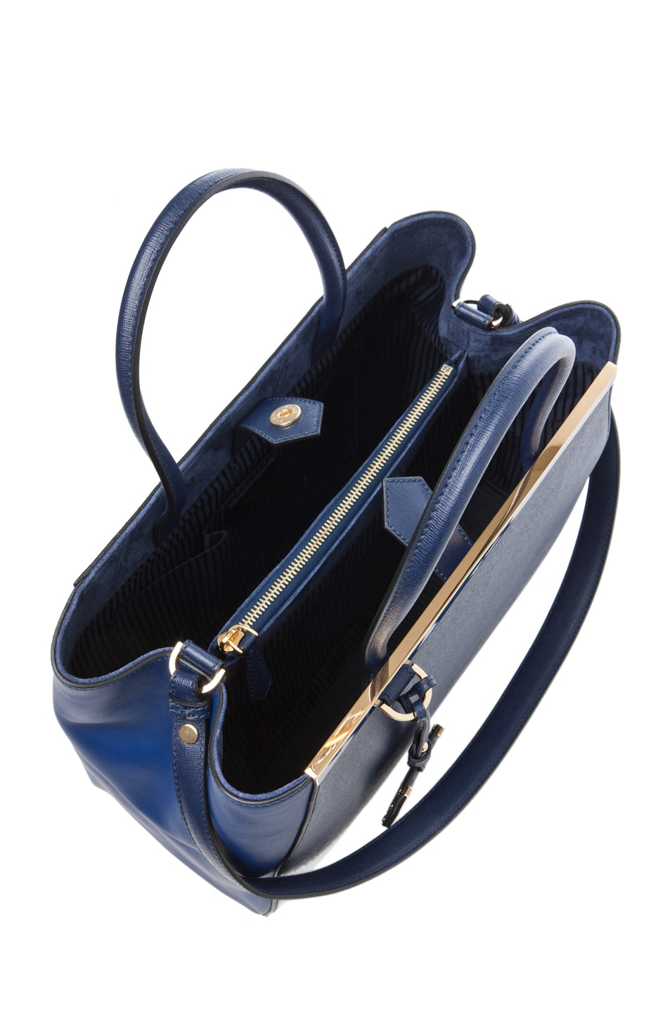Image 4 of Fendi Handbag in Blue