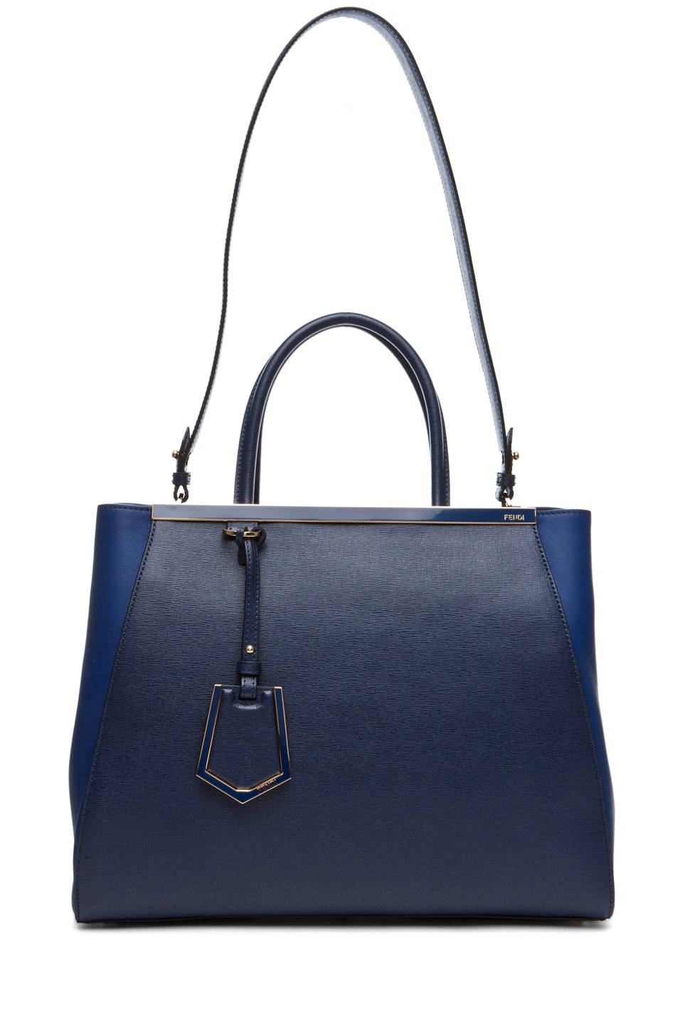 Image 5 of Fendi Handbag in Blue