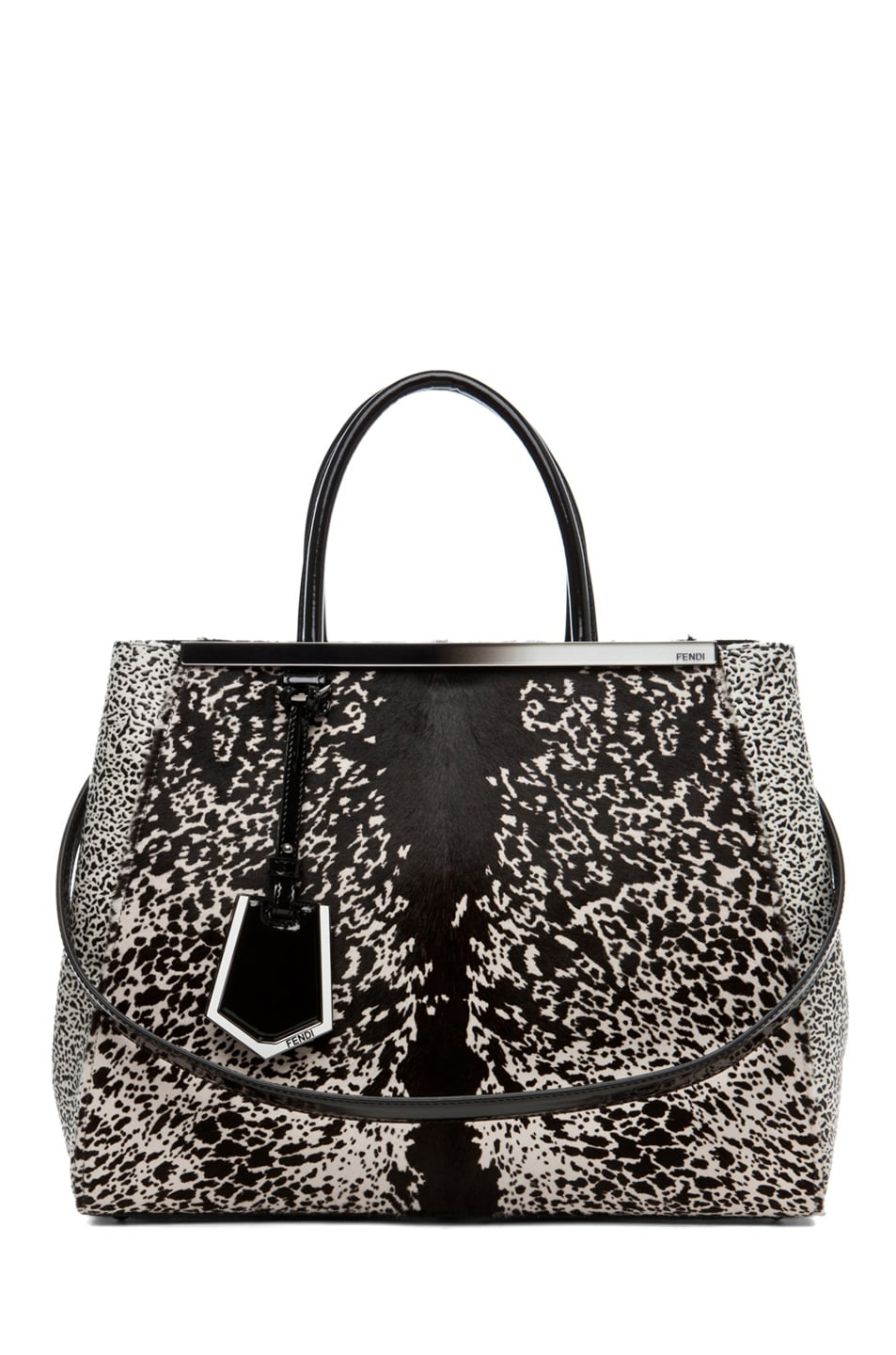 Image 1 of Fendi Handbag in Black