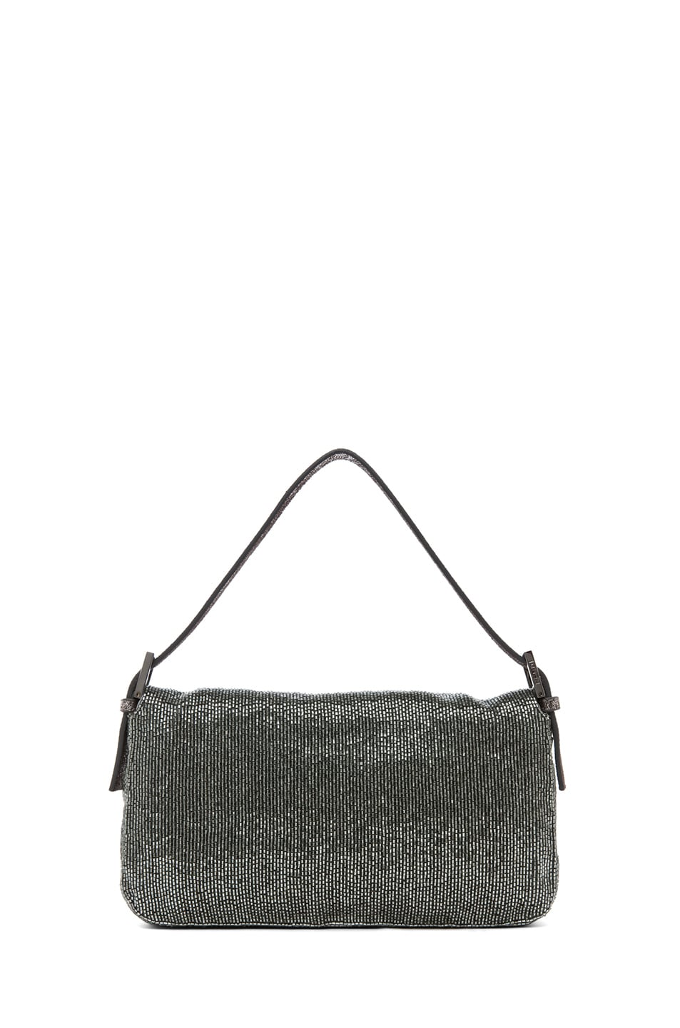 Image 2 of Fendi Baguette in Pewter