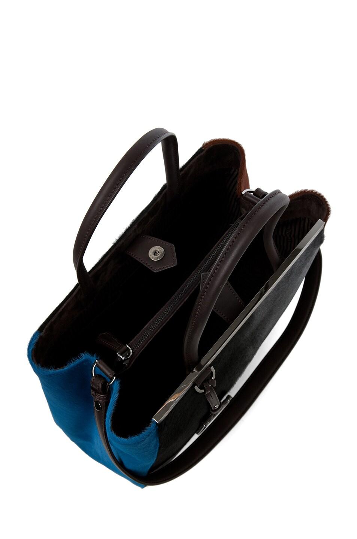 Image 5 of Fendi Handbag in Black & Brown