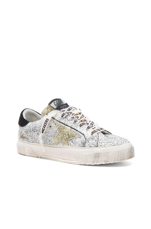 GOLDEN GOOSE Suede May Sneakers