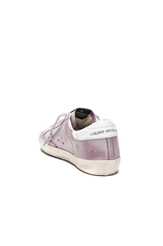 GOLDEN GOOSE Suede Superstar Low Sneakers