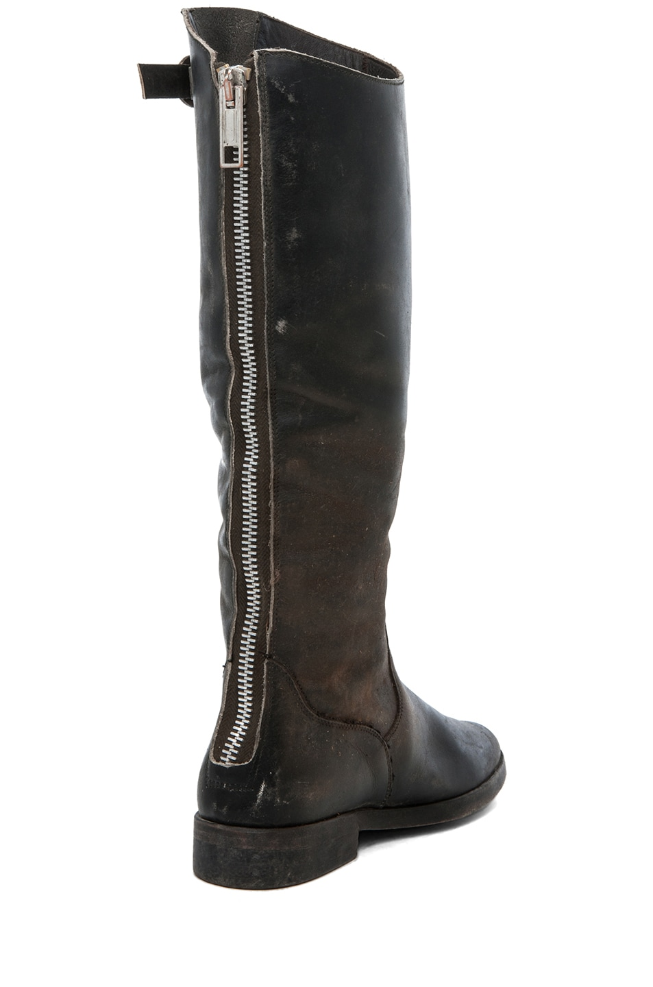 Image 3 of Golden Goose Rosebowl High Concho Boot in Black
