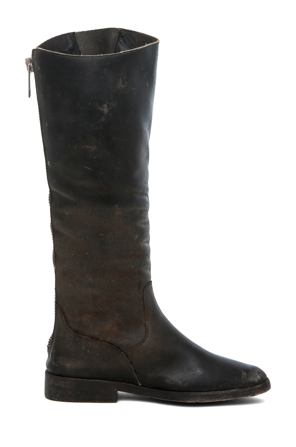 Image 5 of Golden Goose Rosebowl High Concho Boot in Black