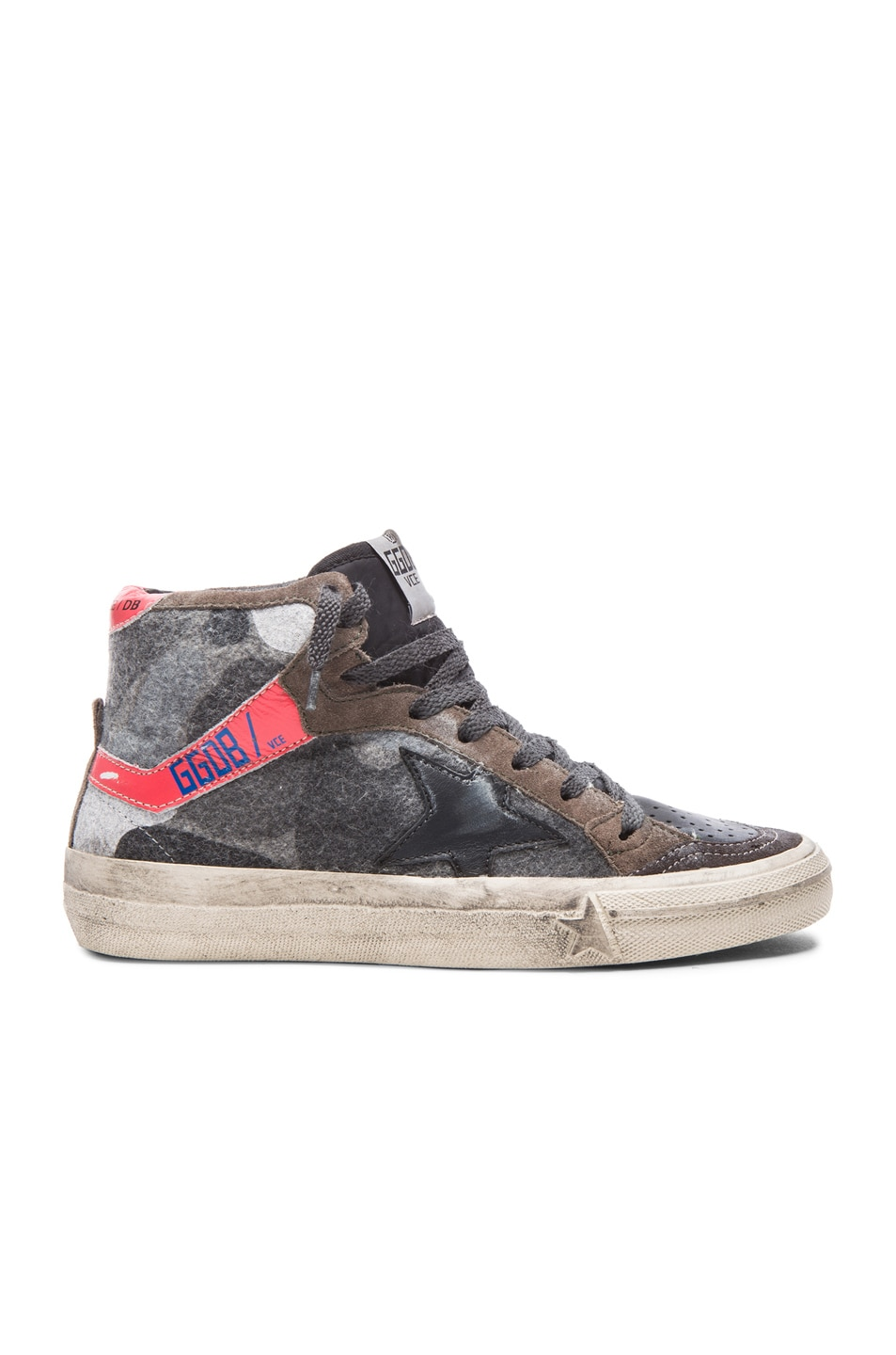 Golden Goose Camouflage
