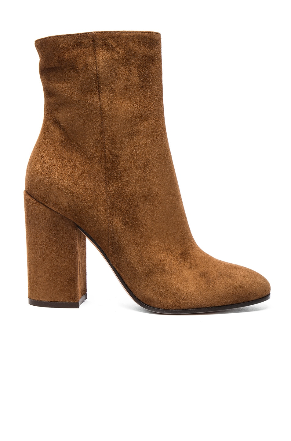 Image 1 of Gianvito Rossi Suede Boots in Texas