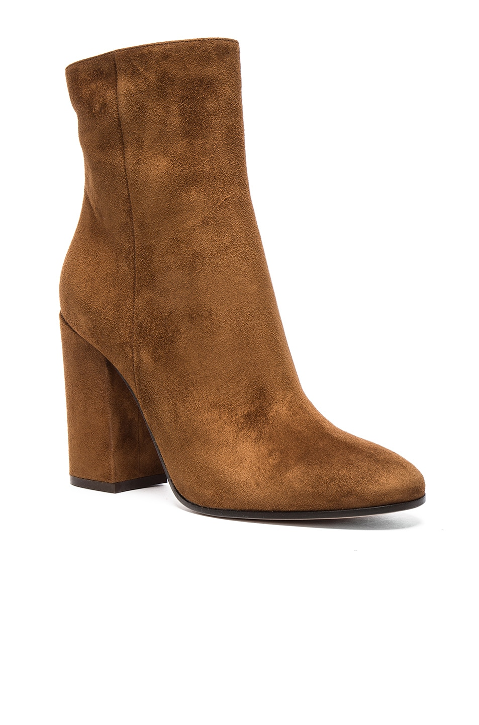 Image 2 of Gianvito Rossi Suede Boots in Texas