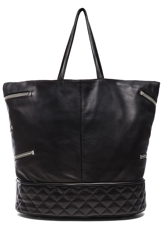 Image 2 of Giuseppe Zanotti Bucket Bag in Nero