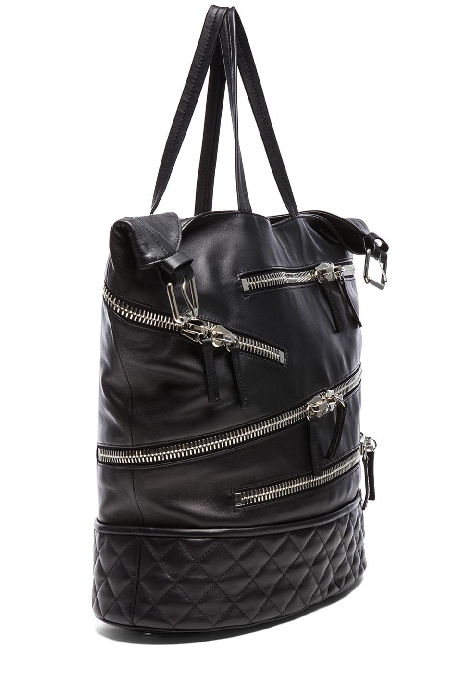Image 3 of Giuseppe Zanotti Bucket Bag in Nero