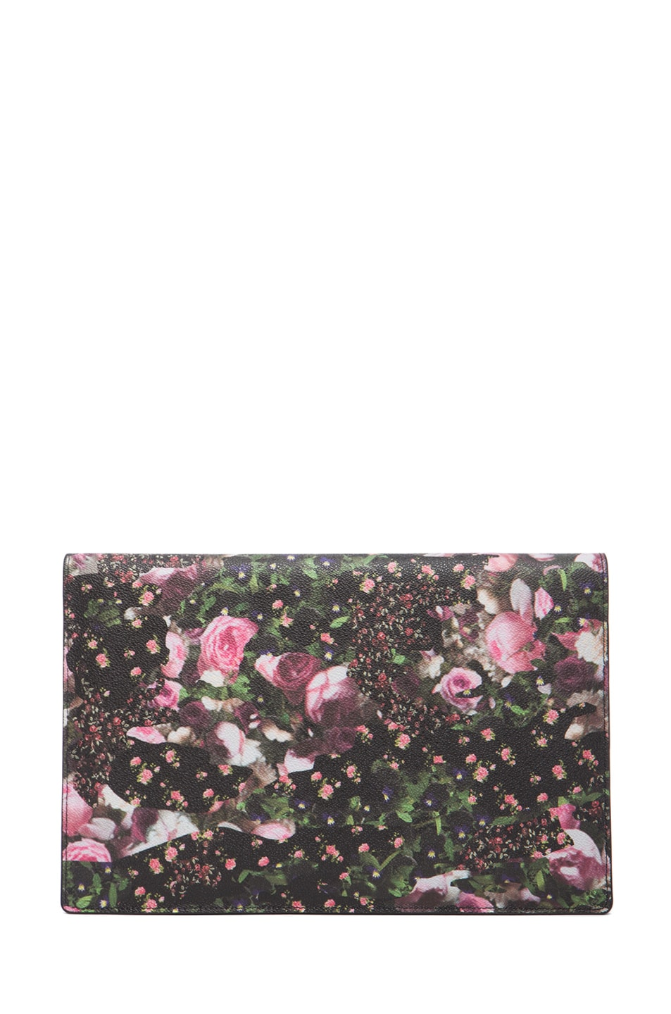 Image 1 of GIVENCHY Printed Canvas iPad Case in Floral