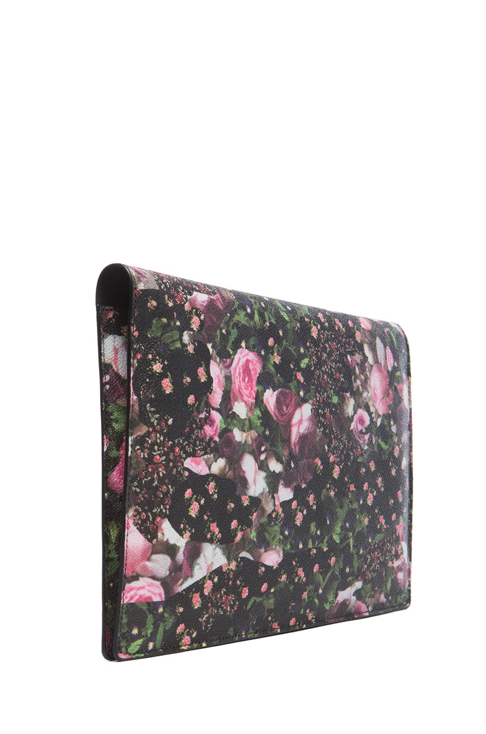 Image 3 of GIVENCHY Printed Canvas iPad Case in Floral