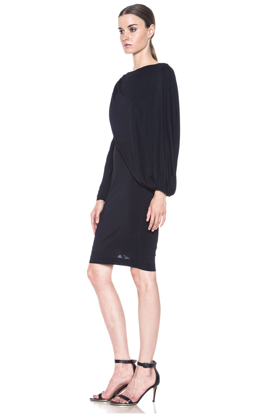 Image 2 of GIVENCHY Jersey Dress in Black