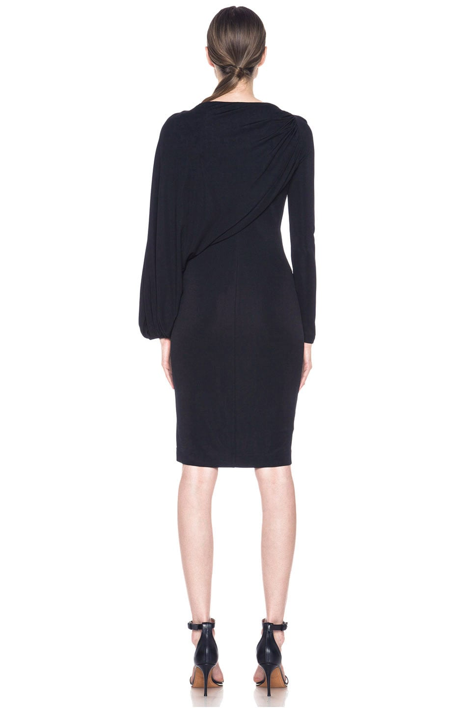 Image 4 of GIVENCHY Jersey Dress in Black