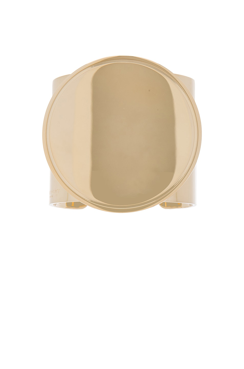 Image 1 of Givenchy Geometric Round Bracelet in Rose Gold
