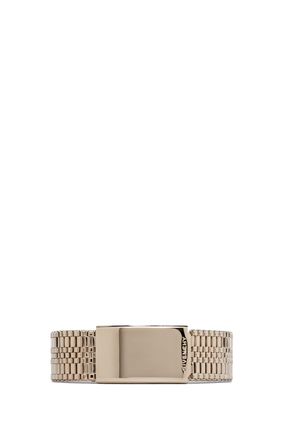 Image 1 of GIVENCHY Watch Bracelet in Pale Gold