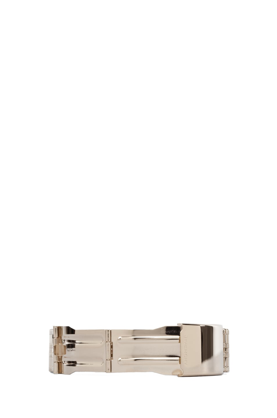 Image 4 of GIVENCHY Watch Bracelet in Pale Gold