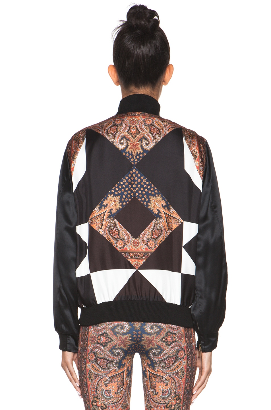 Image 5 of GIVENCHY Bomber Jacket in Multi