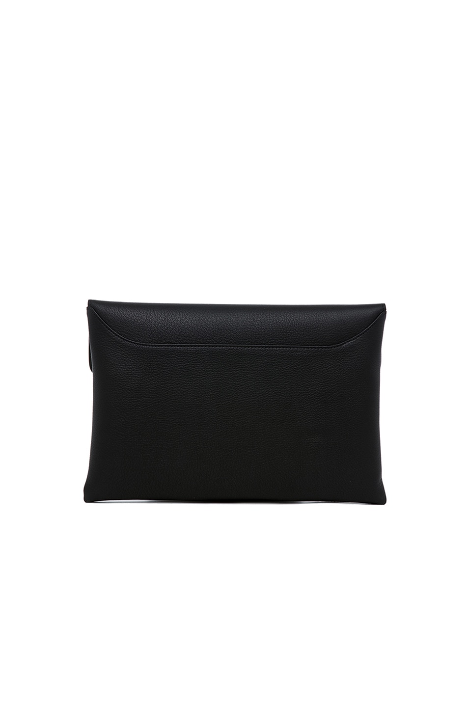 Image 3 of GIVENCHY Medium Antigona Envelope Clutch in Black