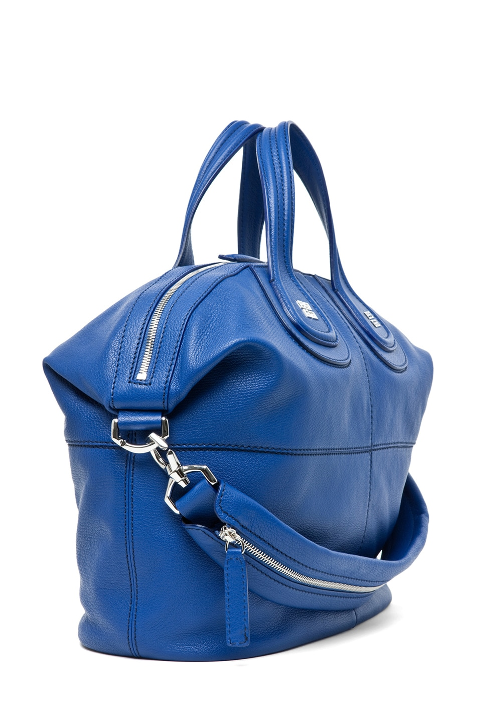 Image 3 of GIVENCHY Nightingale Medium in Moroccan Blue