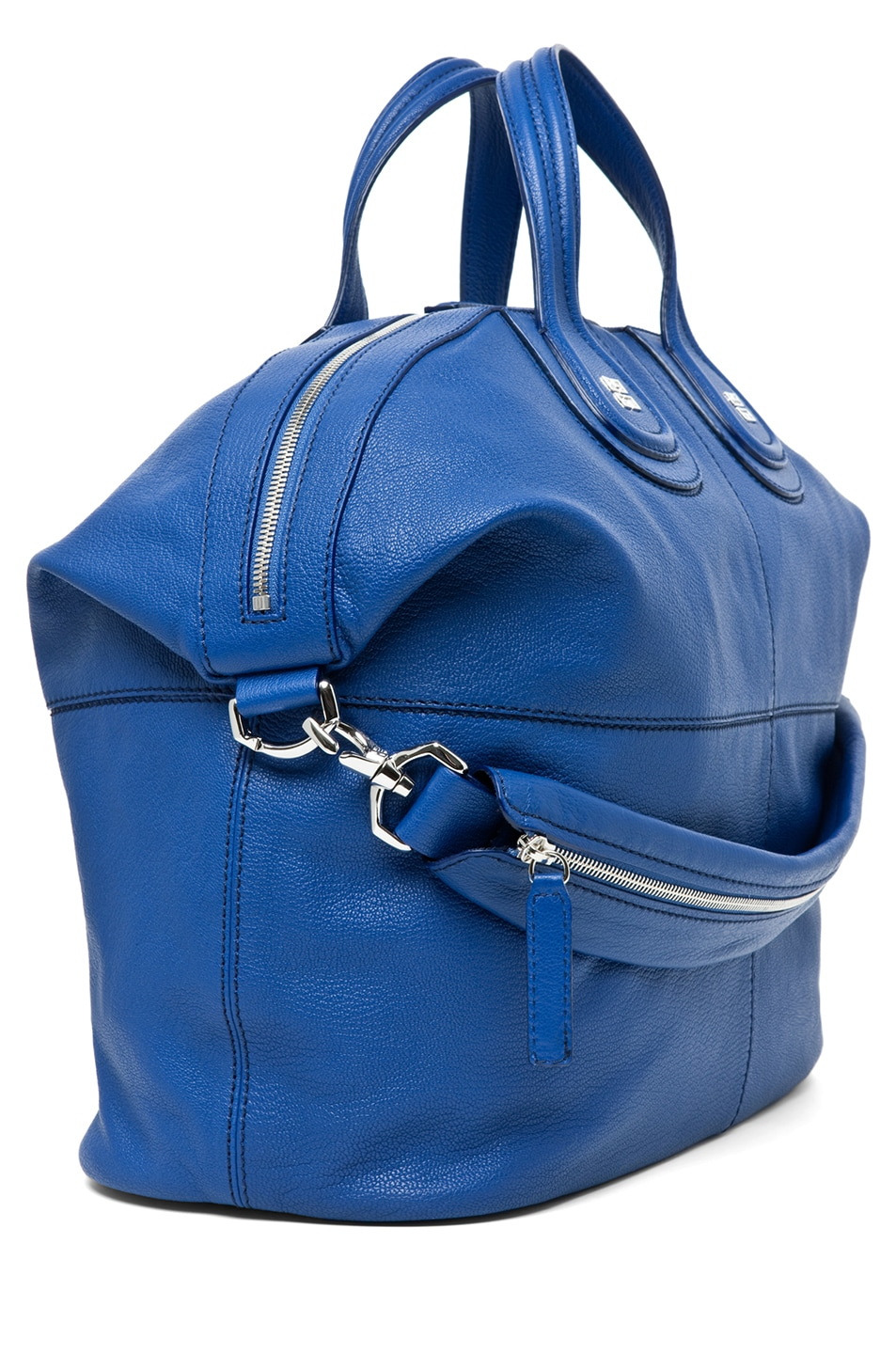Image 3 of GIVENCHY Nightingale Large in Moroccan Blue