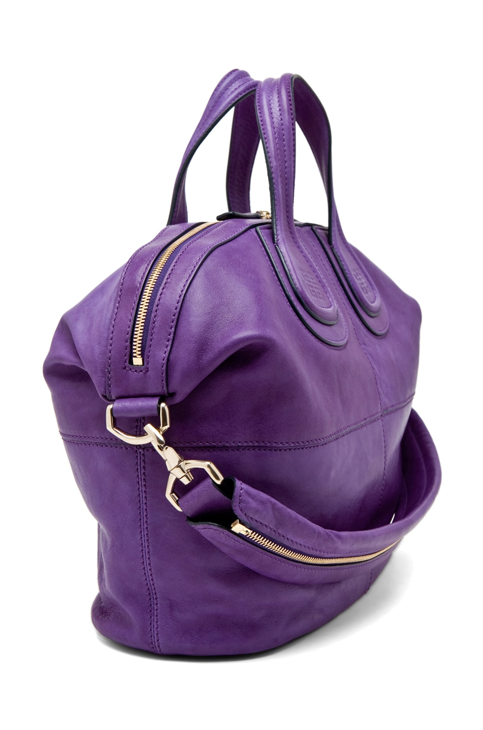 Image 3 of GIVENCHY Nightingale Medium in Purple