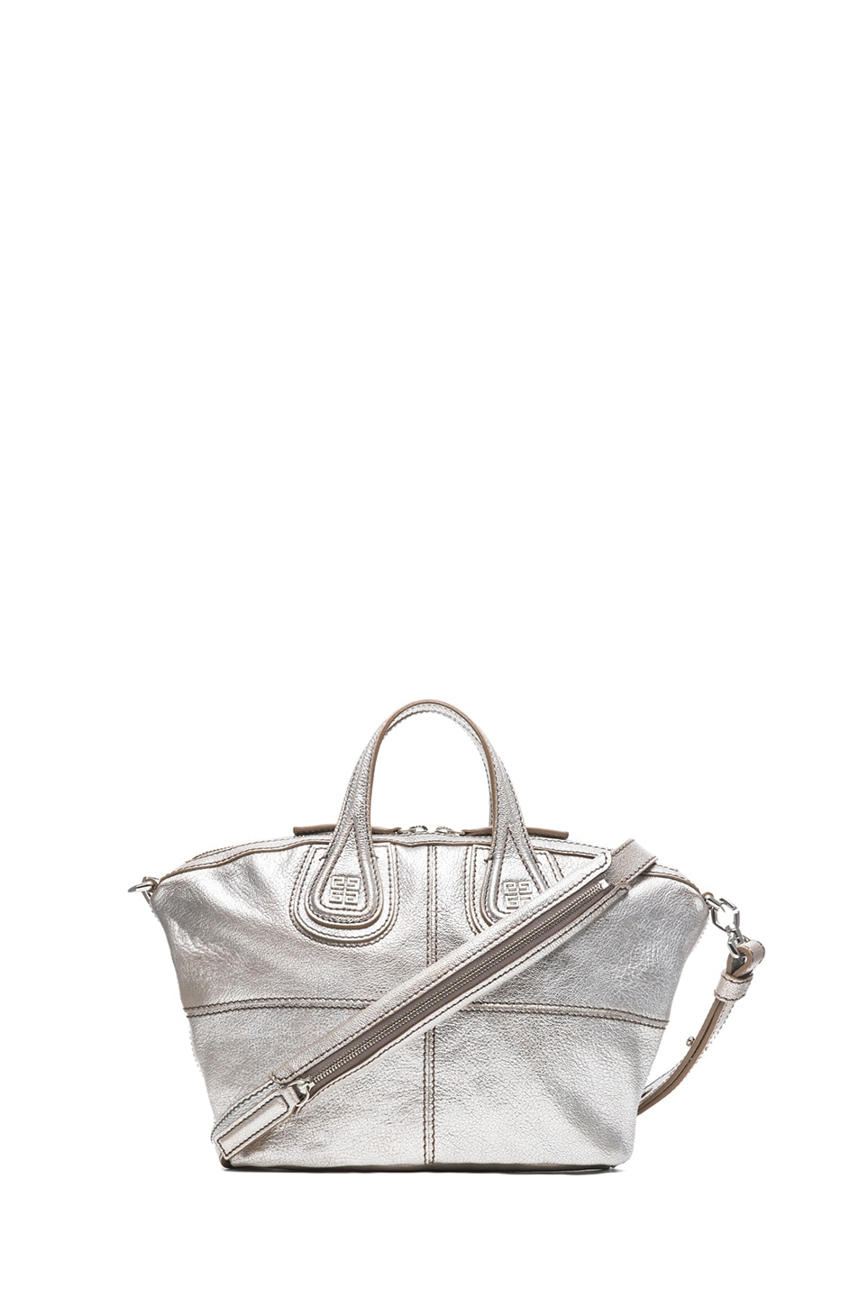 Image 1 of GIVENCHY Micro Metallic Nightingale in Silver