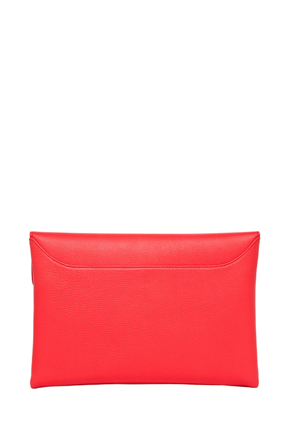 Image 2 of GIVENCHY Medium Antigona Clutch in Red