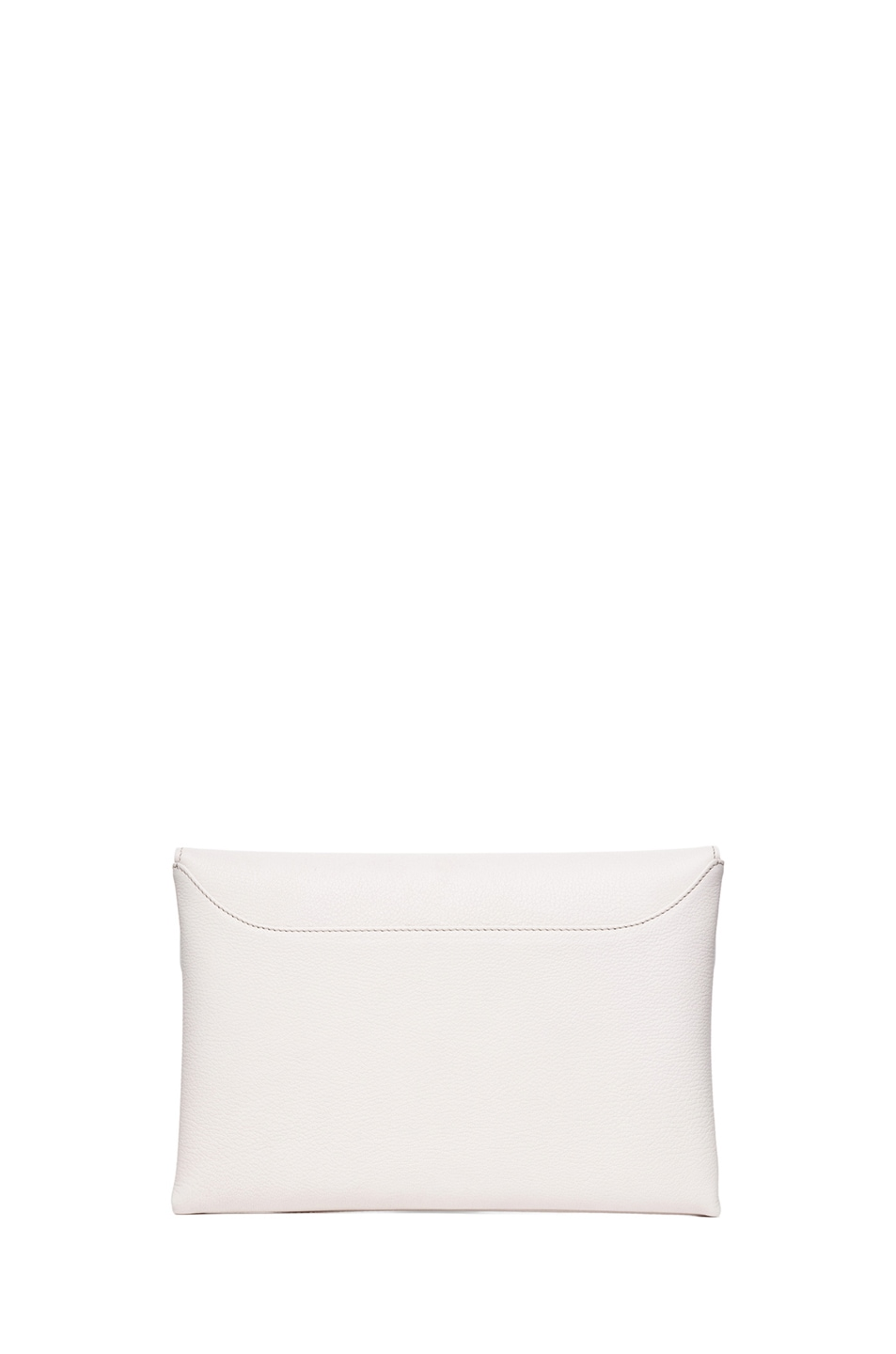 Image 2 of GIVENCHY Medium Antigona Envelope Clutch in Ivory