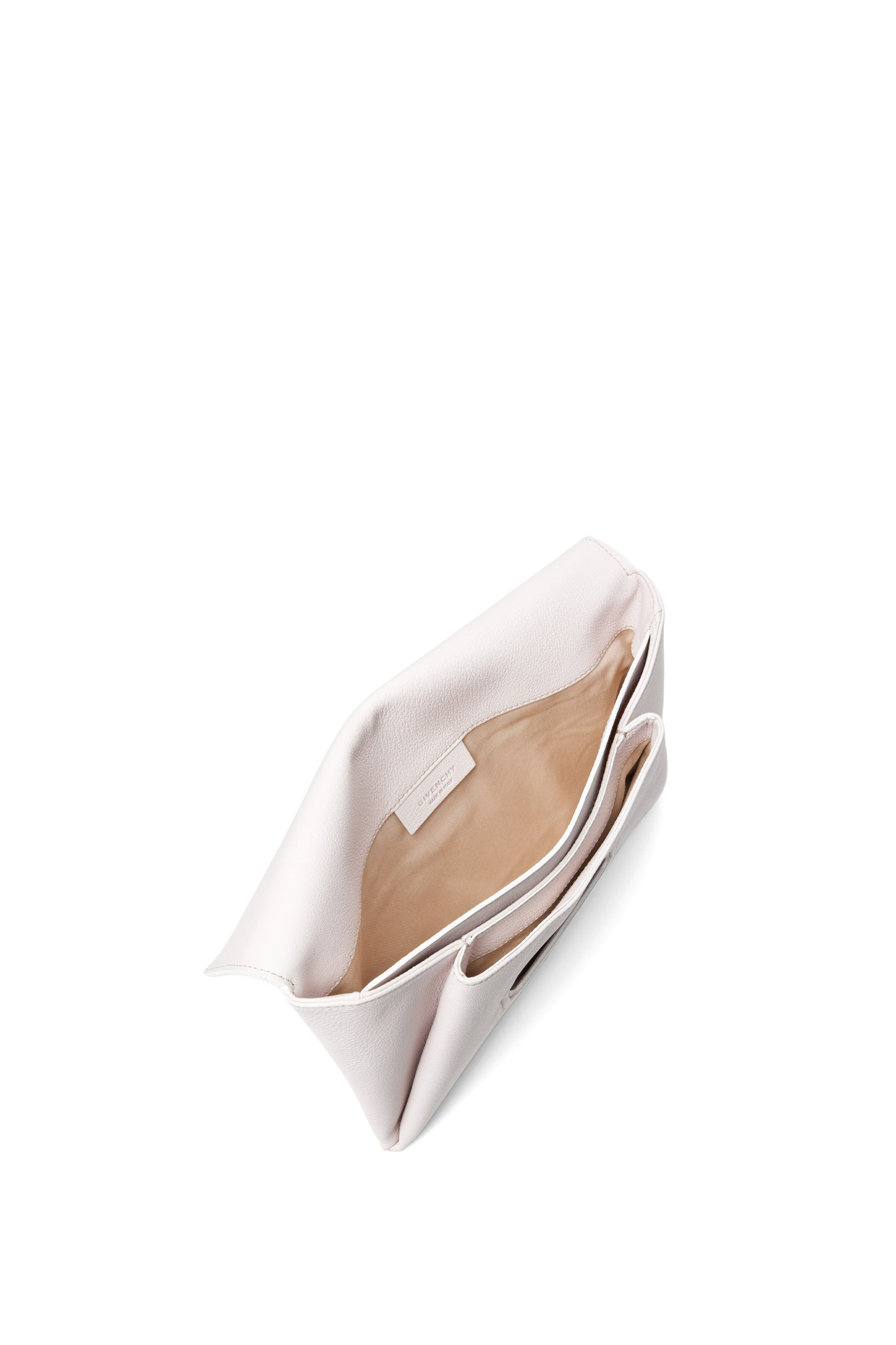 Image 4 of GIVENCHY Medium Antigona Envelope Clutch in Ivory