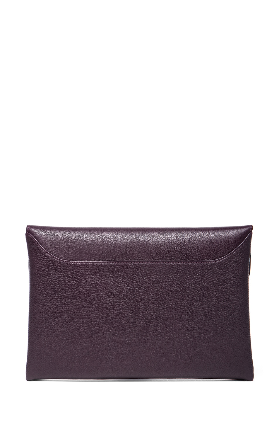 Image 2 of GIVENCHY Medium Antigona Clutch in Aubergine
