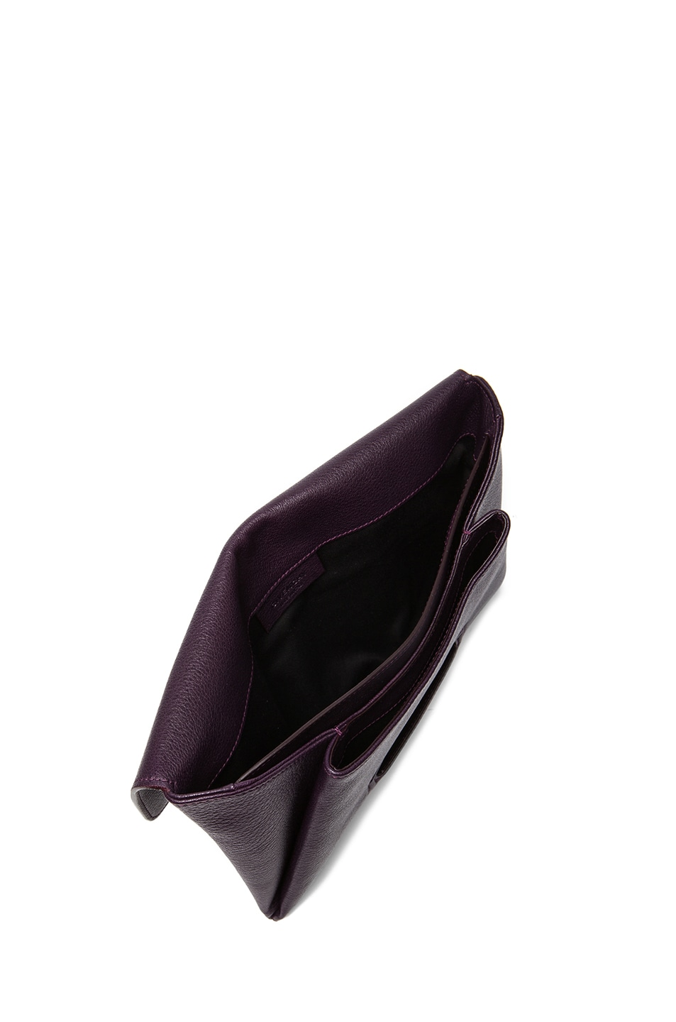 Image 4 of GIVENCHY Medium Antigona Clutch in Aubergine