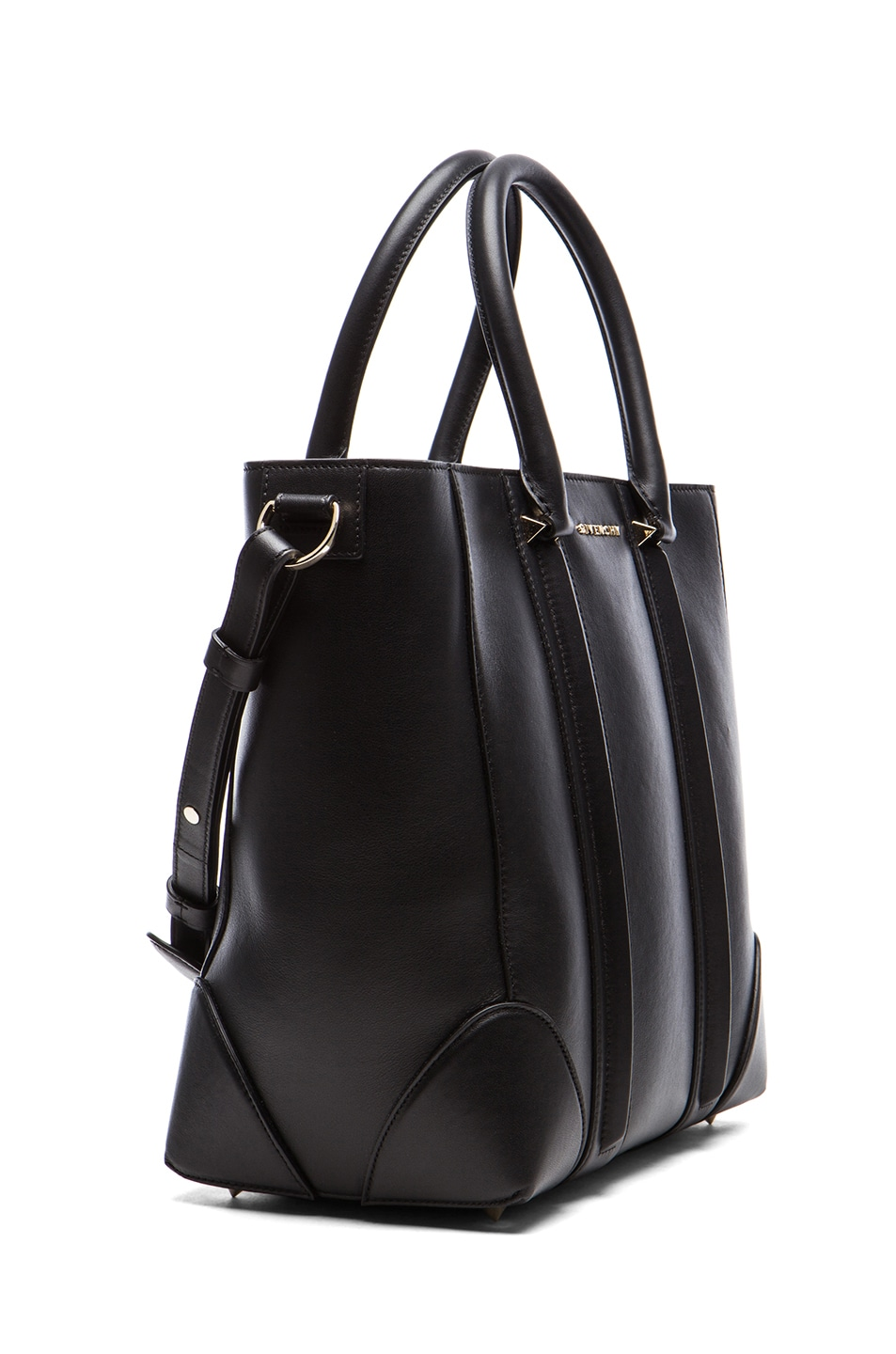 Image 3 of GIVENCHY Medium Lucrezia Tote in Black