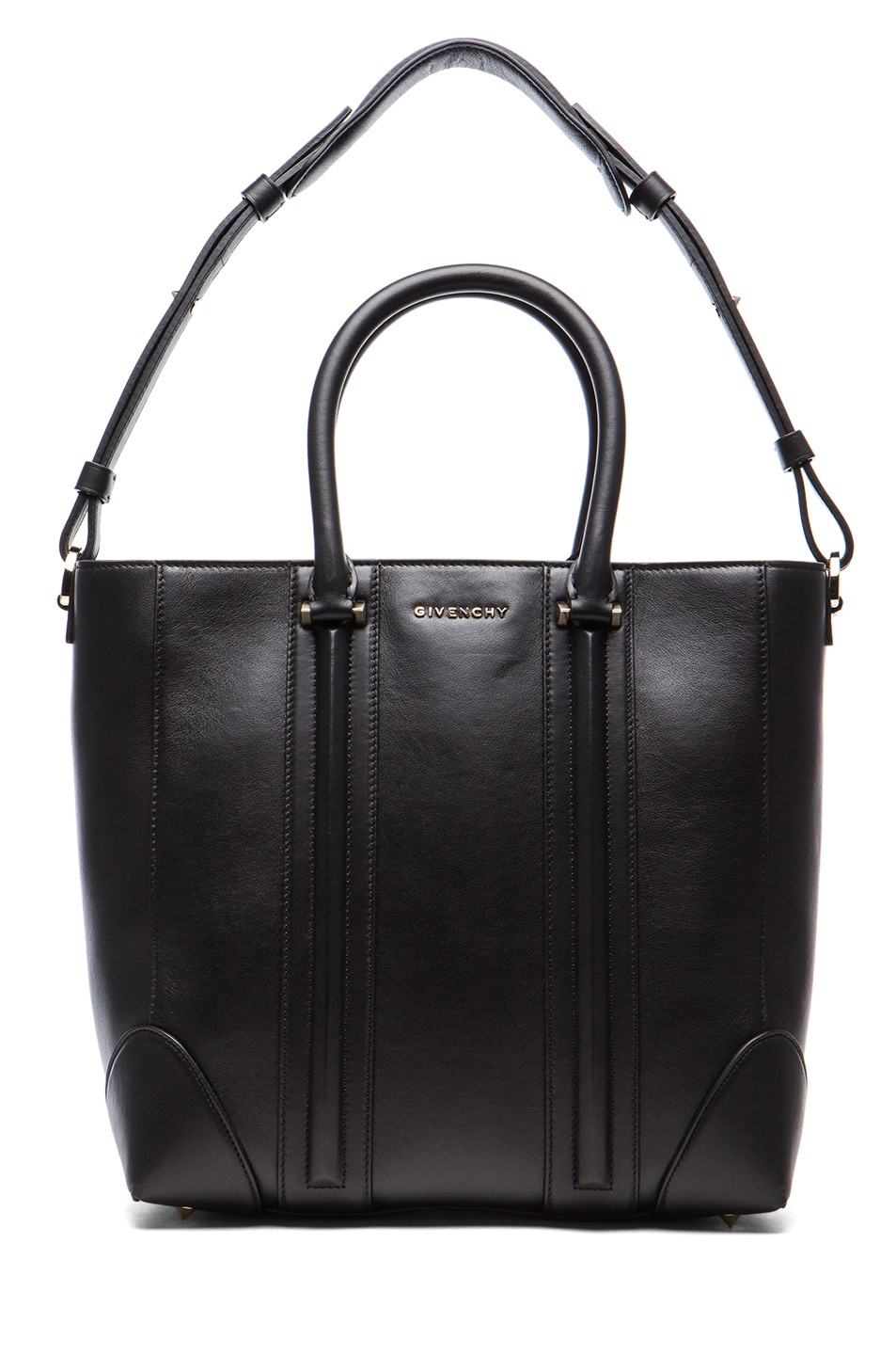 Image 5 of GIVENCHY Medium Lucrezia Tote in Black