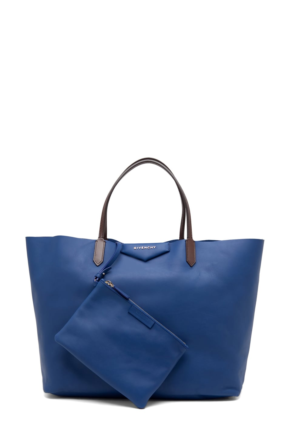 Image 4 of GIVENCHY Shopper with Pouch in Blue