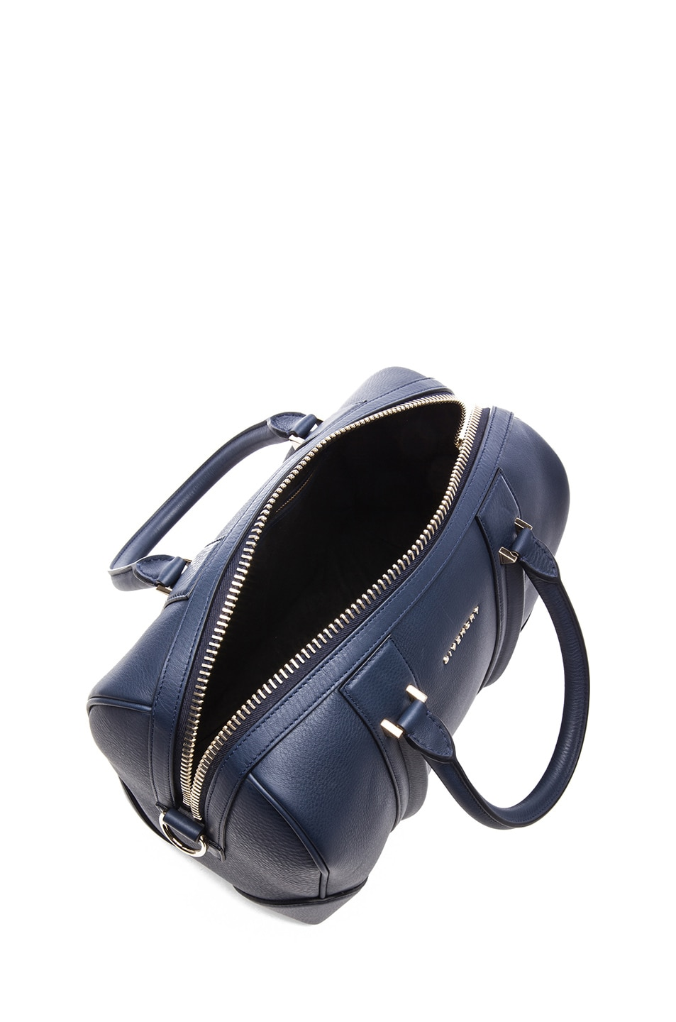 Image 4 of GIVENCHY Medium Lucrezia in Night Blue