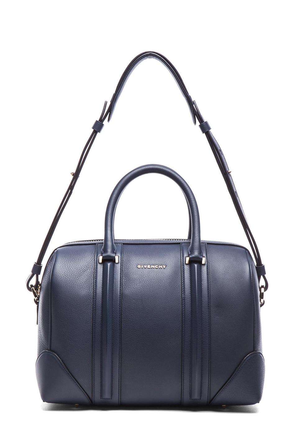 Image 5 of GIVENCHY Medium Lucrezia in Night Blue