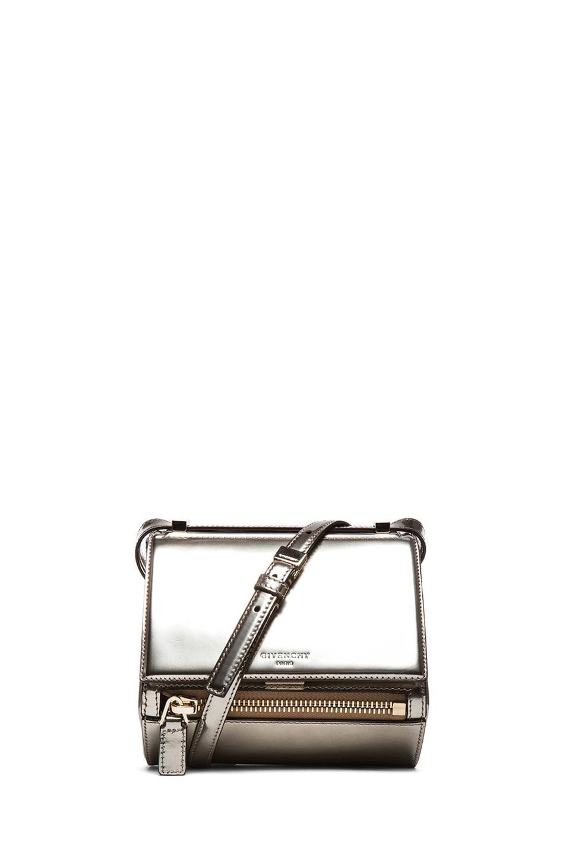 Image 1 of GIVENCHY Mini Pandora Box in Gunmetal