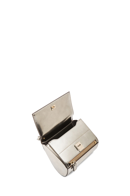Image 4 of GIVENCHY Mini Pandora Box in Gunmetal
