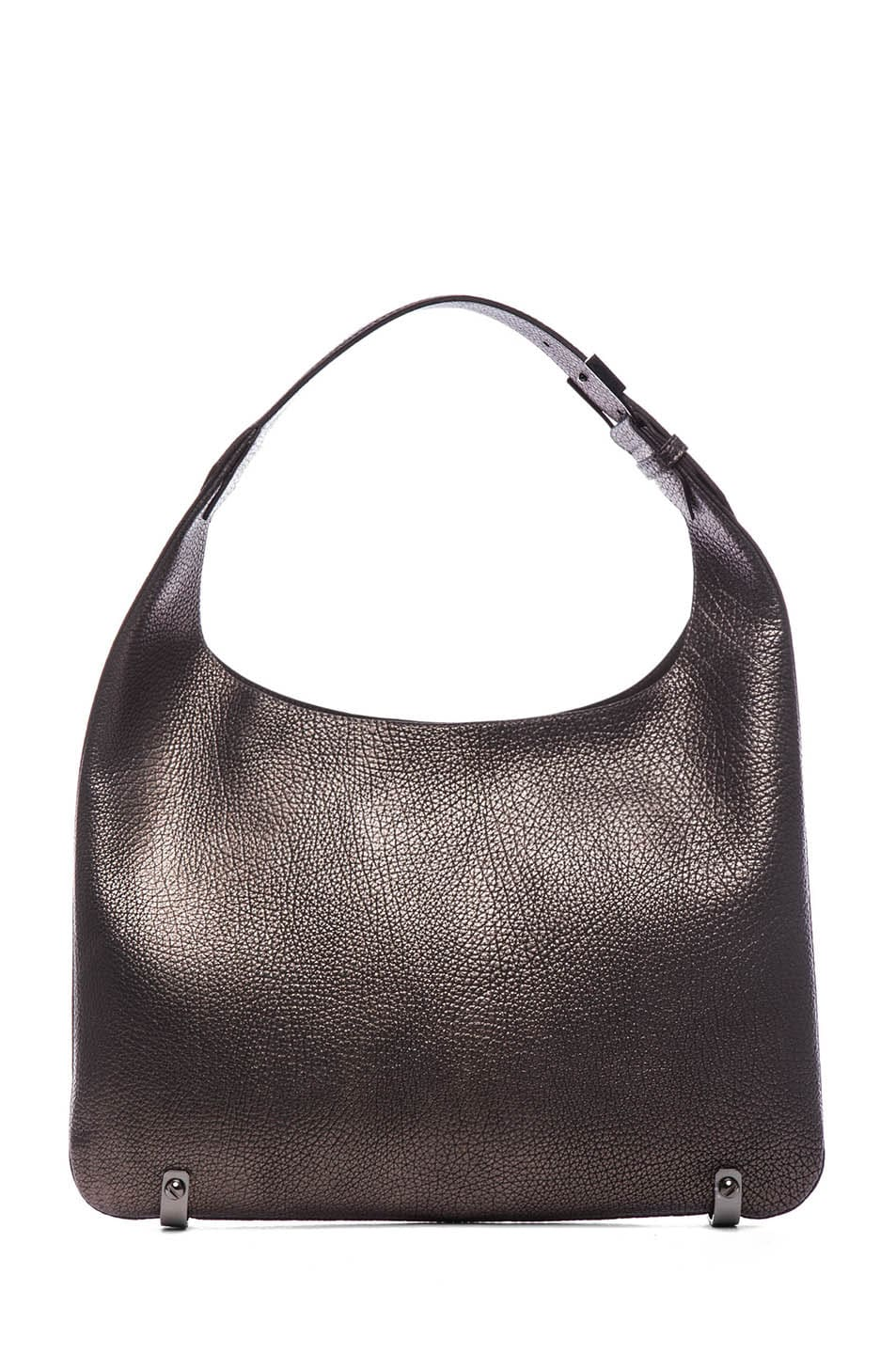 Image 2 of GIVENCHY HDG Hobo in Gunmetal