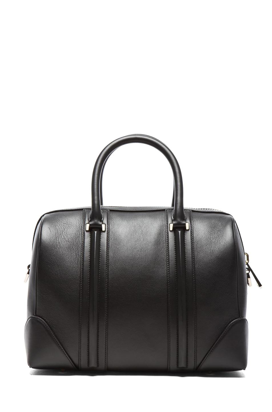 Image 2 of GIVENCHY Medium Lambskin Lucrezia Bag in Black