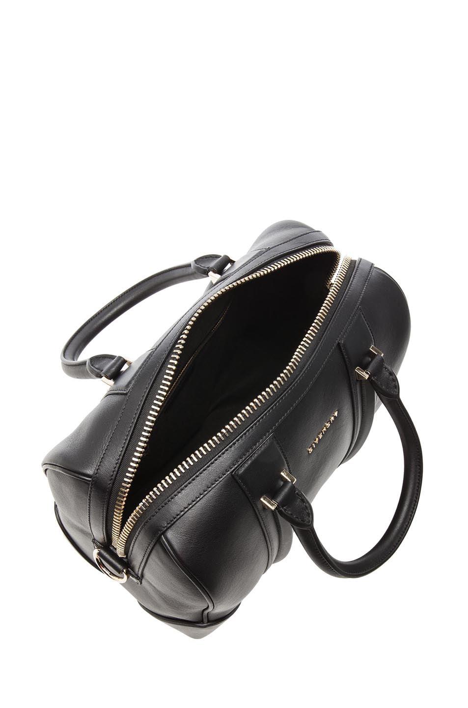 Image 4 of GIVENCHY Medium Lambskin Lucrezia Bag in Black