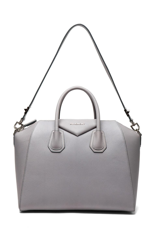 Image 5 of GIVENCHY Medium Antigona in Grey