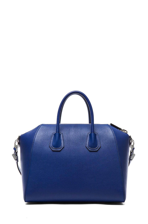 Image 2 of GIVENCHY Medium Antigona in Blue