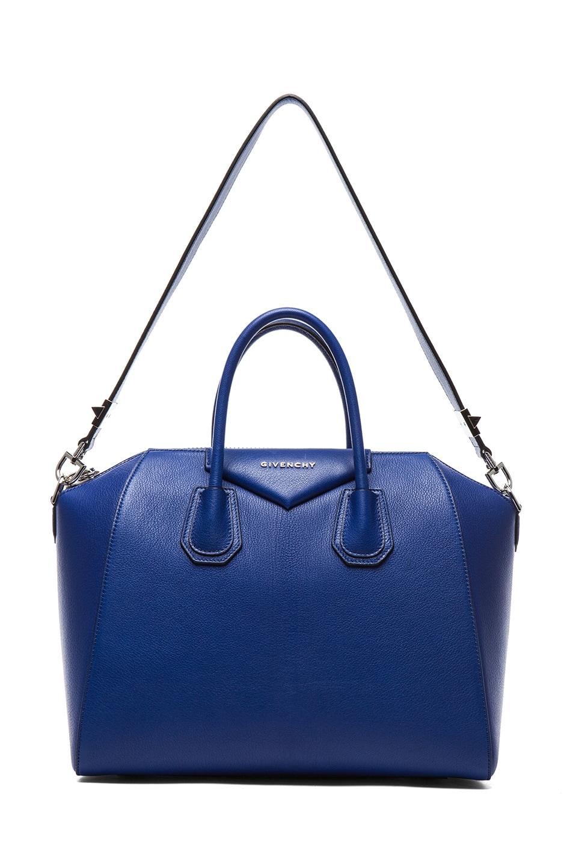 Image 5 of GIVENCHY Medium Antigona in Blue