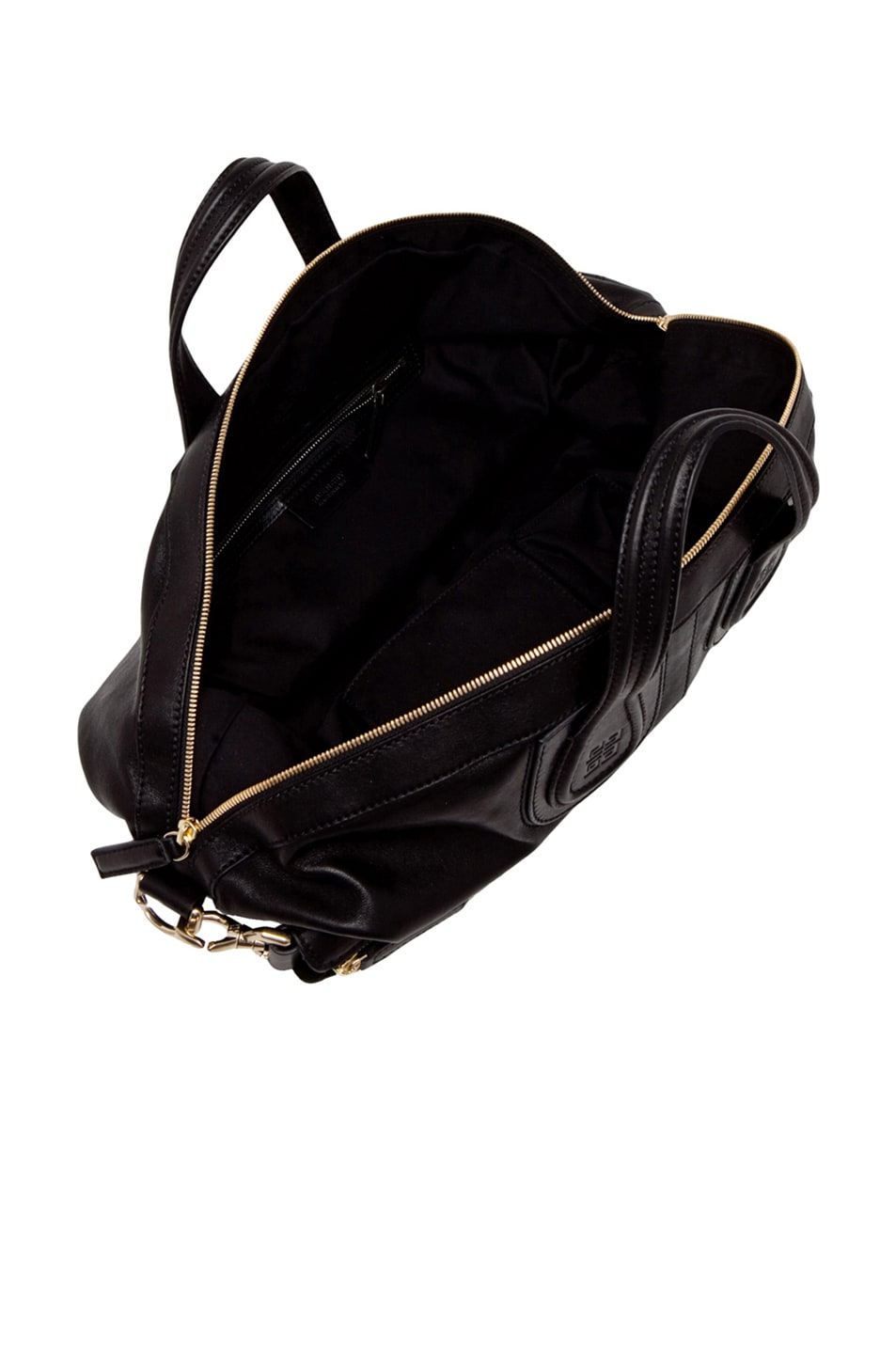 Image 4 of GIVENCHY Medium Nightingale in Black