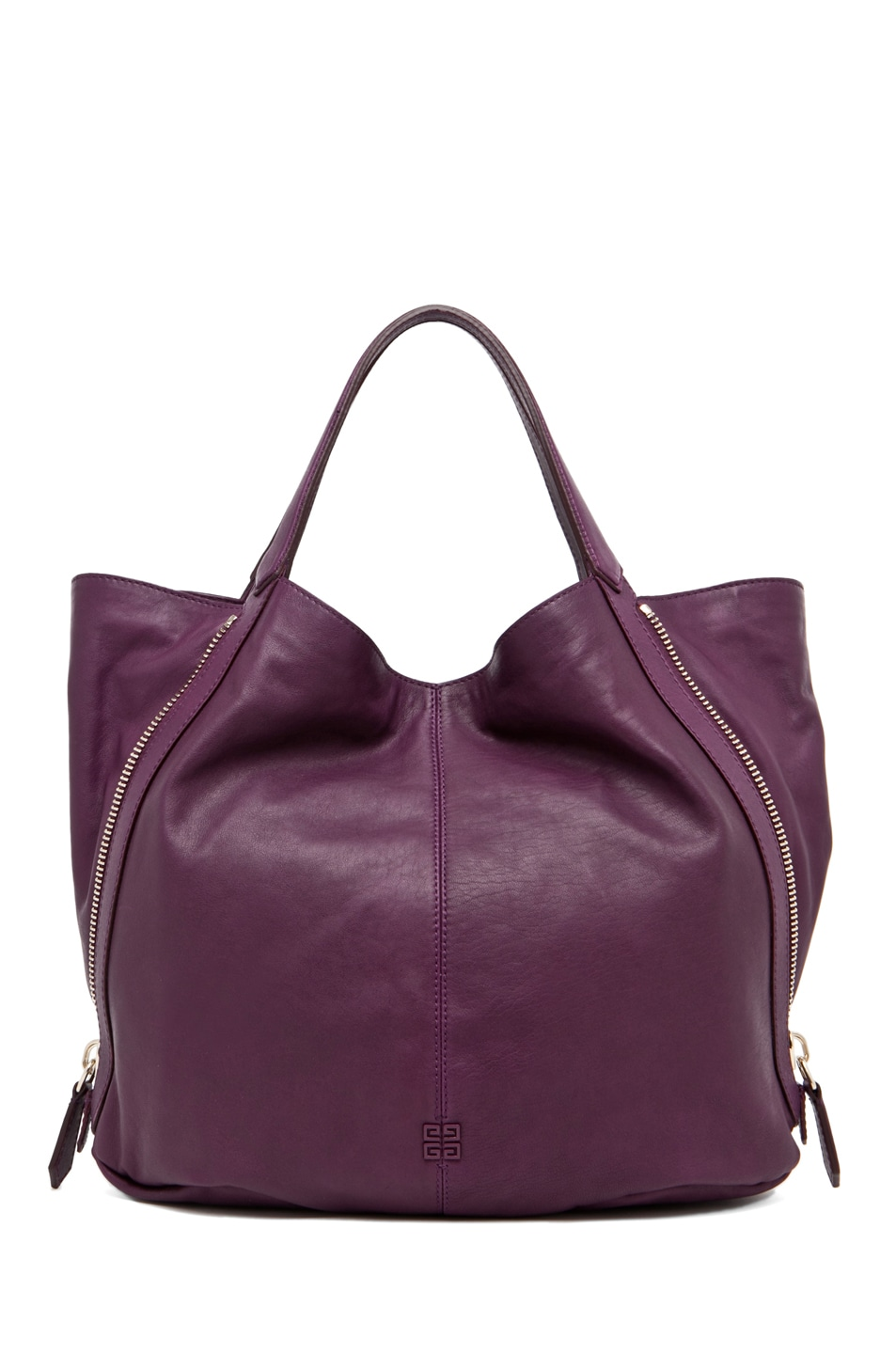 Image 1 of GIVENCHY Tinhan Medium Shopper in Aubergine